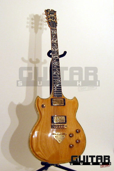 1979 Bob Weir 2681 Vintage Ibanez Artist Professional Beautiful Vine Inlay, Super 80's Flying Fingers [Guitar Sushi]